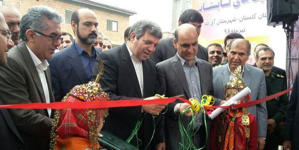 افتتاح نمایشگاه توانمندیهای دانش آموزان گلستان در آققلا