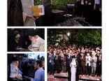 دیدار صمیمانه مقام معظم رهبری با شاعران + عکس