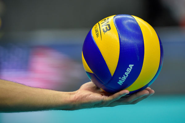 مسابقات والیبال دختران قهرمانی کشور در استان