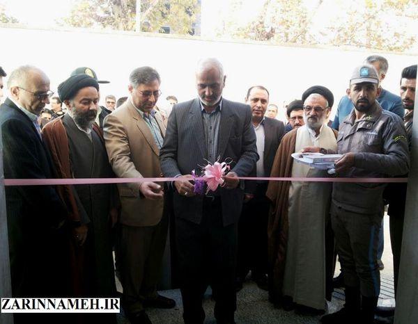 افتتاح ساختمان جدید دادگستری علی آباد کتول + تصاویر