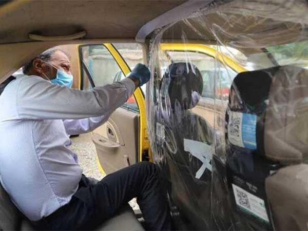کاور دار کردن تاکسی ها در بندرگز