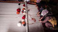 یادمان فرش ترکمن در گنبدکاووس نصب میشود