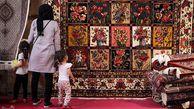 دومین نمایشگاه تخصصی فرش دستباف گلستان افتتاح شد