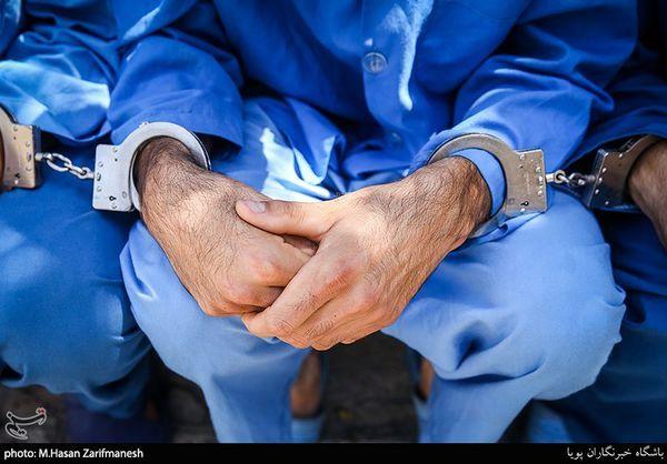سارقان اموال توریست هلندی در گنبدکاووس دستگیر شدند