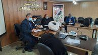 جلسه شورای اقامه نماز شهرستان گالیکش برگزار شد