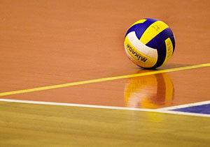 حضور گلستانیها در فینال مسابقات والیبال آسیایی جاکارتا