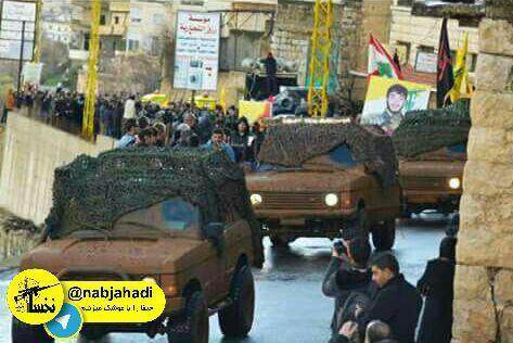 رژه نیروهای حزب الله (4)