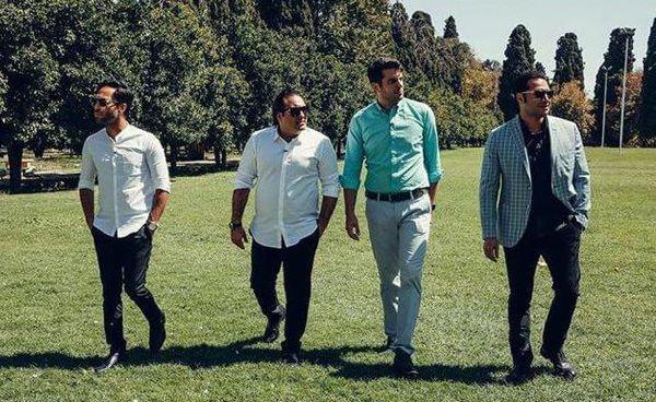 دانلود برنامه خوشا شیراز با حضور گروه سون