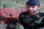 شهادت فرمانده ایرانی مدافع حرم در سوریه +عکس