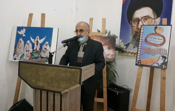 گفتگو با نصرالله سمیعی دبیر اقامه نماز شهرستان آزادشهر