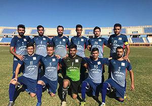 برگزاری دیدار دارایی گز در هفته هفتم لیگ دسته سوم کشور