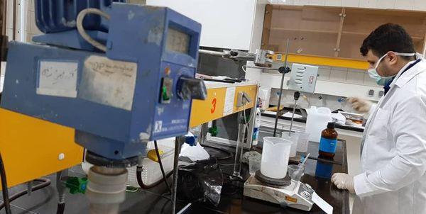 تولید مواد ضدعفونی کننده توسط دانشجویان بسیجی علوم و تحقیقات برای مبارزه با کرونا