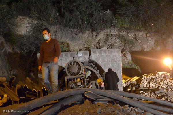 حقوق معوق کارگران معدن یورت پرداخت میشود/آغاز بازرسی از معادن