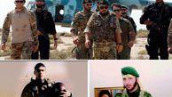 شاگردان لبنانی سردار ایرانی +عکس