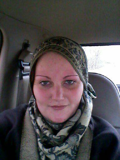 مسلمان شدن دختران آمریکایی