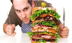 هر فرد در زندگی خود چقدر غذا میخورد؟