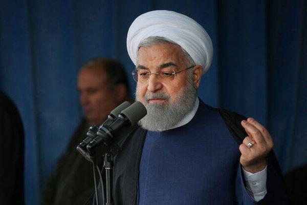 فیلم/روحانی: از ماه بعد به ۱۸ میلیون خانوار کمک میکنیم