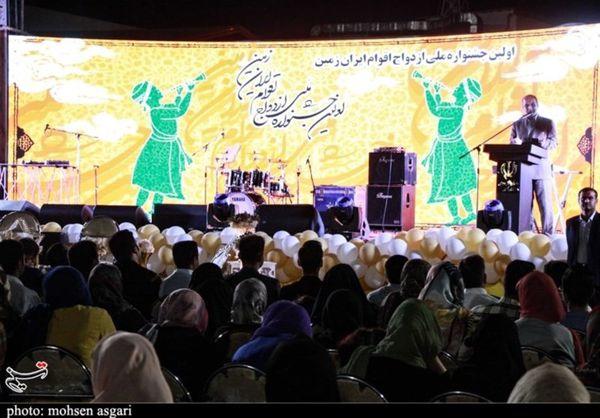 """دومین جشنواره """" ازدواج اقوام ایران زمین"""" بهصورت مجازی در گلستان برگزار میشود"""