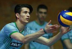 لژیونر والیبال ایران کرونا گرفت