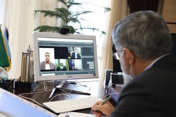 برگزاری نخستین جلسه دادرسی الکترونیک در دادگاه تجدیدنظر گلستان