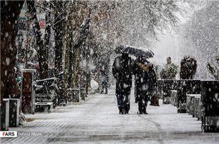 گلستان لباس زمستانی بر تن میکند/ گلستانیها، آخر هفته برفی را تجربه میکنند