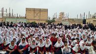 نیاز مدارس استان به 350 کلاس جدید / 10 هزار دانش اموز جدید وارد مدارس می شوند