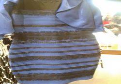 ماجرای عجیب رنگ لباسی که خبرساز شد+دانلود کلیپ