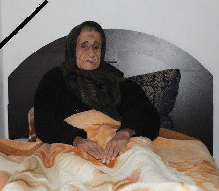 مادر شهید ابوالحسن ولاغوزی به فرزند شهیدش پیوست