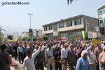 حضور با شکوه مردم کردکوی در راهپیامی روز قدس