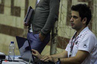 مربی گنبدی والیبال به کادر فنی تیم ملی اضافه شد