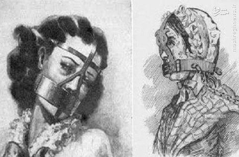 عکس/ مجازات زنان پرحرف