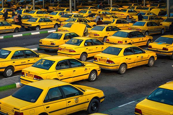 آیا مسافران تاکسیهای اینترنتی کم شده است؟