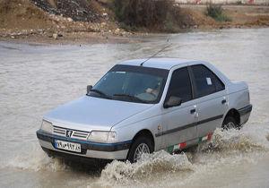 احتمال وقوع سیلاب در استان گلستان؛ مردم از نزدیک شدن به رودخانهها خودداری کنند