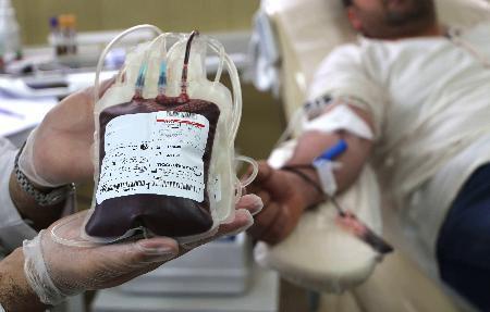 کمک مومنانه کارکنان نیروی انتظامی گلستان به بیماران