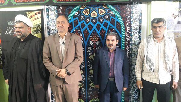 اعزام نیرو به موکب گلستان در کربلای معلی