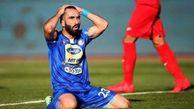 تنها بازیکن غایب استقلال در برابر الشرطه عراق