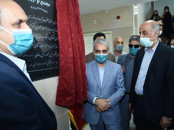 بزرگترین مجتمع نوآوری دانشگاهی در گلستان راه اندازی شد