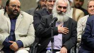 شعرخوانی یوسفعلی میرشکاک در مراسم دیدار شاعران با رهبر معظم انقلاب