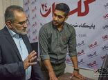 بازدید وزیر اسبق فرهنگ و ارشاد  از دفتر پایگاه خبری گلستان24
