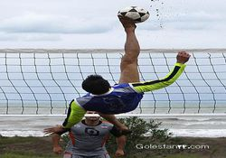 پنج گلستانی درمرحله دوم اردوی تیم ملی فوتوالی