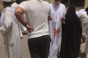 دانلود فیلم/ نخستین فیلم از انفجار تروریستی در کویت