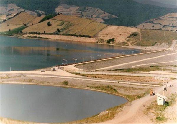 ۷۵ درصد حجم مخازن سدهای گلستان آبگیری شد