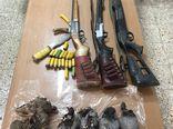 دستگیری شکارچیان غیرمجاز پرندگان شکاری در شمال غرب استان گلستان
