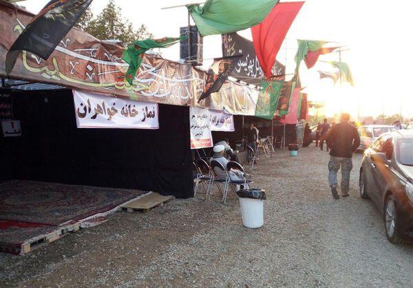 موکب امامزادگان و بقاع متبرکه در مرز مهران برپا میشود