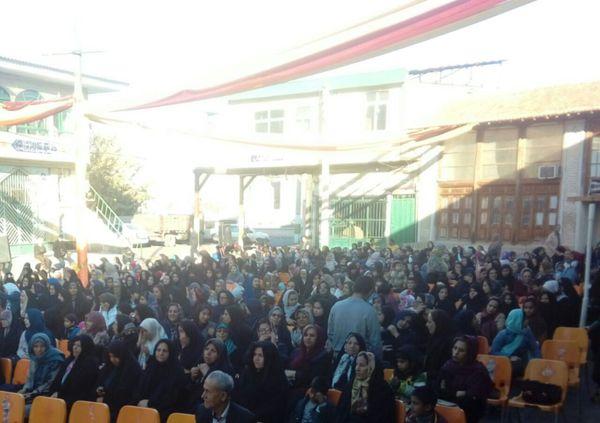 جشن میلاد امام حسن عسکری در گرگان برگزار شد