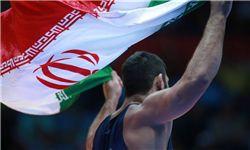 قهرمانی ایران با ۳ طلا، یک نقره و ۲ برنز