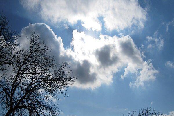 آسمان گلستان از عصر امروز ناپایدار میشود