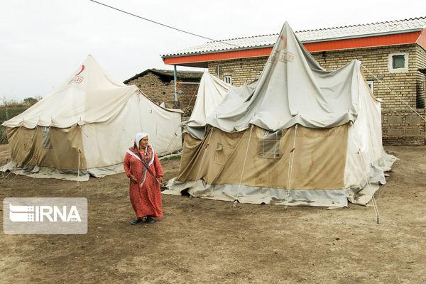 اعلام زمان پایان چادرنشینی سیلزدگان گلستان و چند خبر کوتاه دیگر