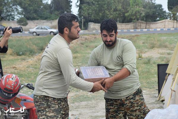 آغاز رزمایش جهادی اقتدار عاشورایی در غرب استان