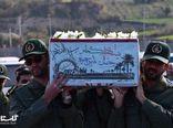 آیین استقبال از پیکر شهید گمنام در گرگان+گزارش تصویری